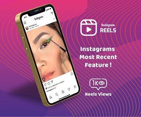 Instagram Reels - Instagrams most Recent Feature!