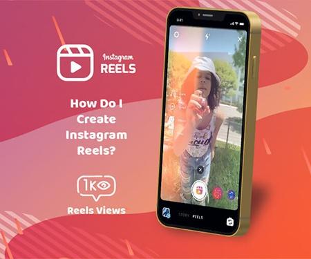How do I create Instagram Reels?