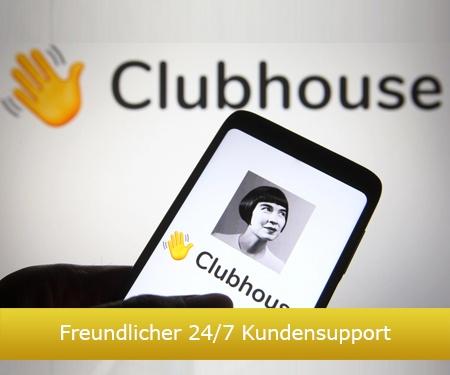 Freundlicher 24/7 Kundensupport