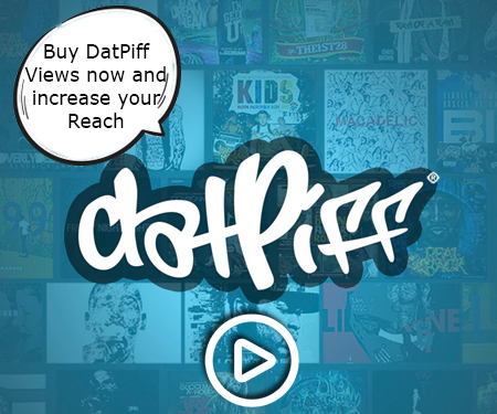 Buy DatPiff Views now and increase your Reach