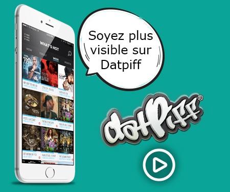Soyez plus visible sur Datpiff