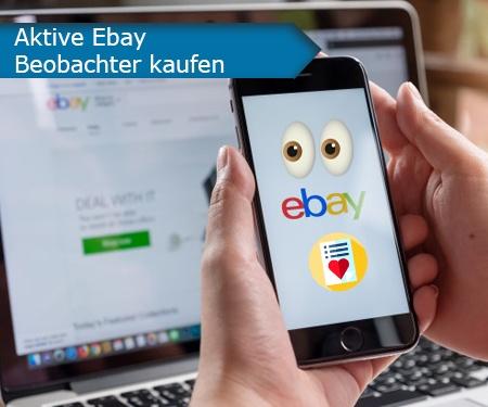 Aktive Ebay Beobachter kaufen