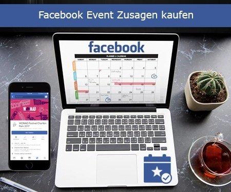 Facebook Event Zusagen kaufen