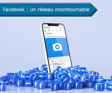 Facebook: un réseau incontournable