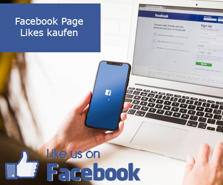 Facebook Page Likes kaufen