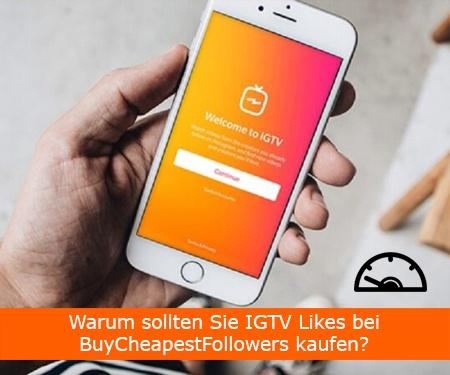 Wie bekommen Sie mehr Likes auf Ihre IGTV Beiträge?
