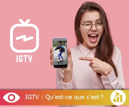 IGTV: Qu'est-ce que c'est?