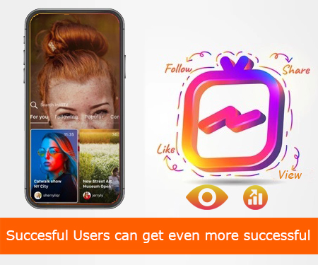 Succesful Users can get even more successful