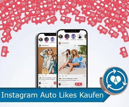 Instagram Auto Likes kaufen