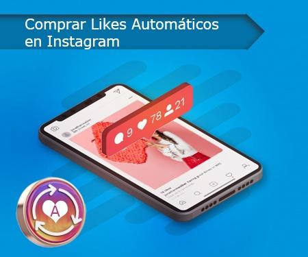 Comprar Likes Automáticos en Instagram