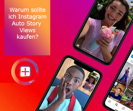 Instagram Auto-Story Views kaufen