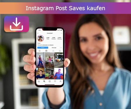 Instagram Post Saves kaufen