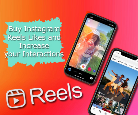 Buy Instagram Reels Likes and Increase your Interactions