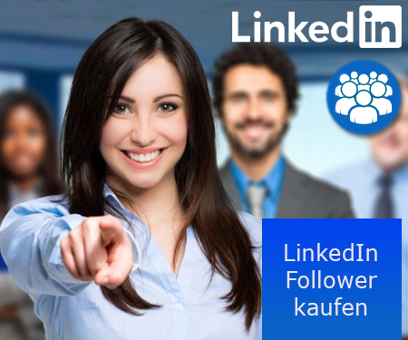 LinkedIn Follower kaufen