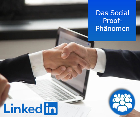 Das Social Proof-Phänomen