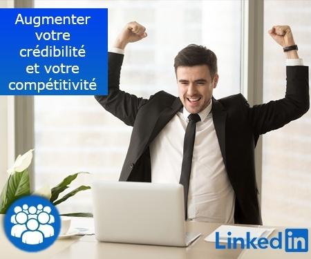 Augmenter votre crédibilité et votre compétitivité