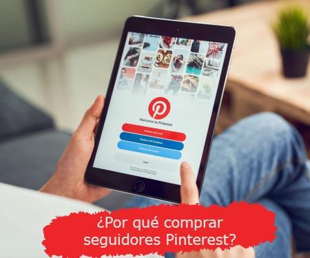 ¿Por qué comprar seguidores Pinterest?