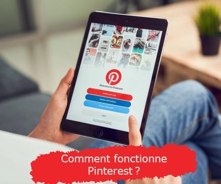 Comment fonctionne Pinterest?