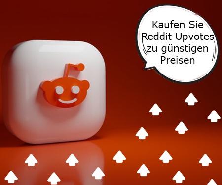 Kaufen Sie Reddit Upvotes zu günstigen Preisen