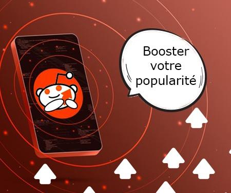 Booster votre popularité