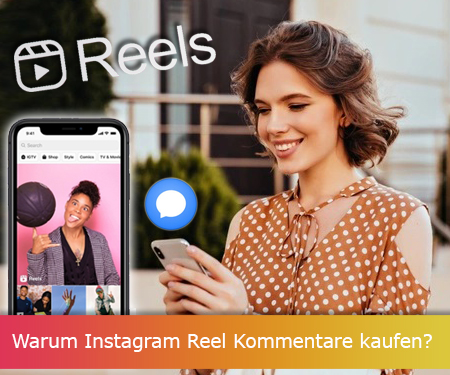 Warum Instagram Reel Kommentare kaufen?
