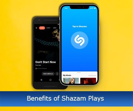 Benefits of Shazam Plays