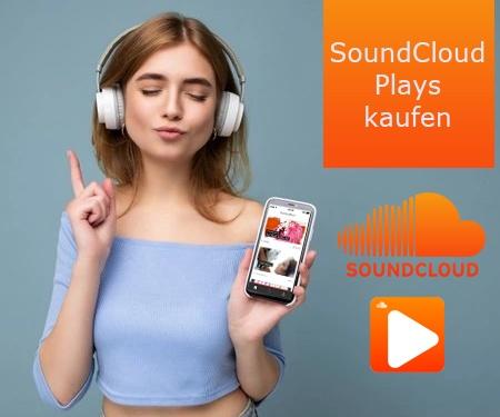 SoundCloud Plays kaufen