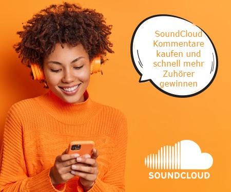 SoundCloud Kommentare kaufen und schnell mehr Zuhörer gewinnen