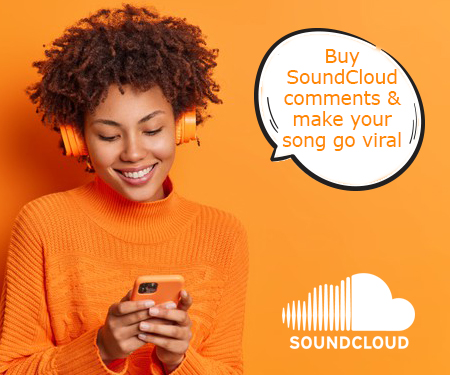 Buy SoundCloud comments & make your song go viral