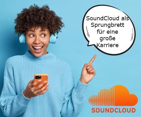 Wie bekommt man mehr Aufmerksamkeit auf SoundCloud?