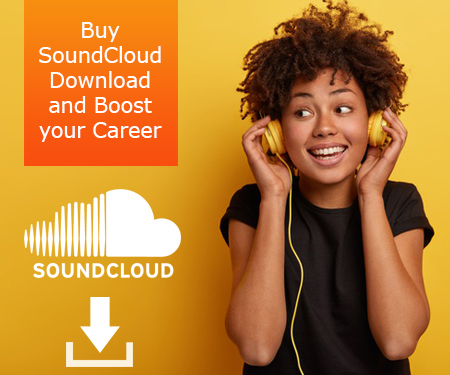 Buy SoundCloud Download and Boost your Career