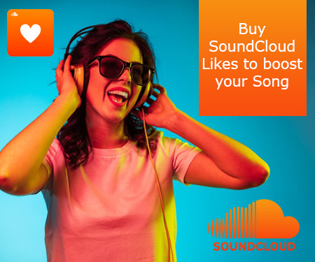 Buy SoundCloud Likes to boost your Song