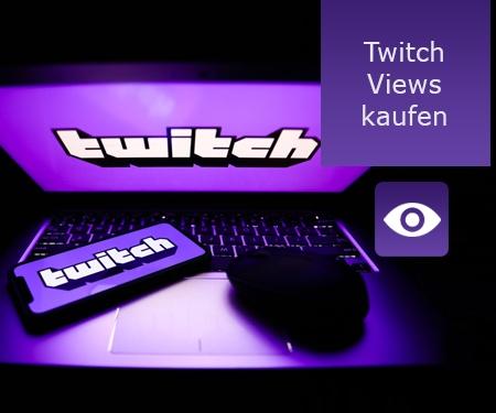 Twitch Views kaufen
