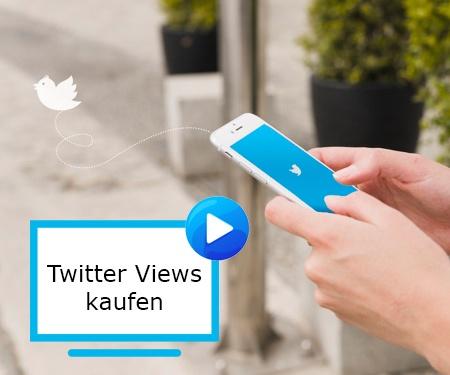 Twitter Views kaufen