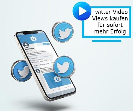 Gute Twitter Videos bilden die Grundlage