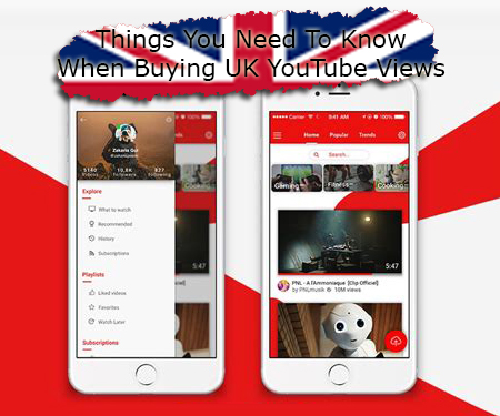 Things You Need To Know When Buying UK YouTube Views