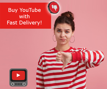 Buy YouTube with Fast Delivery!