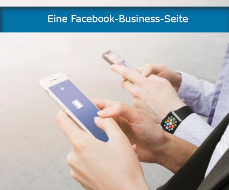 Eine Facebook-Business-Seite