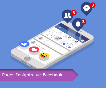 Pages Insights sur Facebook