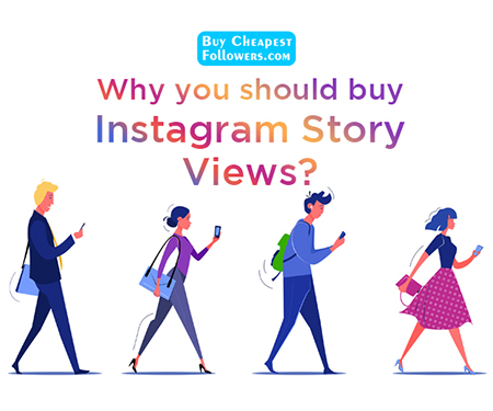 Why you should buy Instagram Story Views