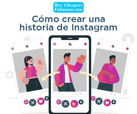 Cómo crear una historia de Instagram